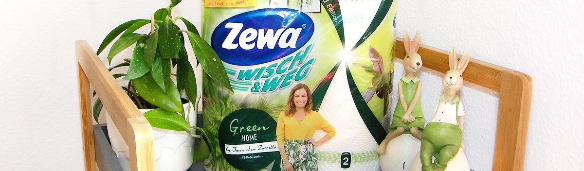Zewa Wisch & Weg Green Home Edition