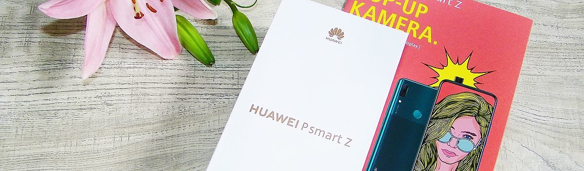 Huawei P Smart Z – Smartphone mit Pop-Up-Kamera