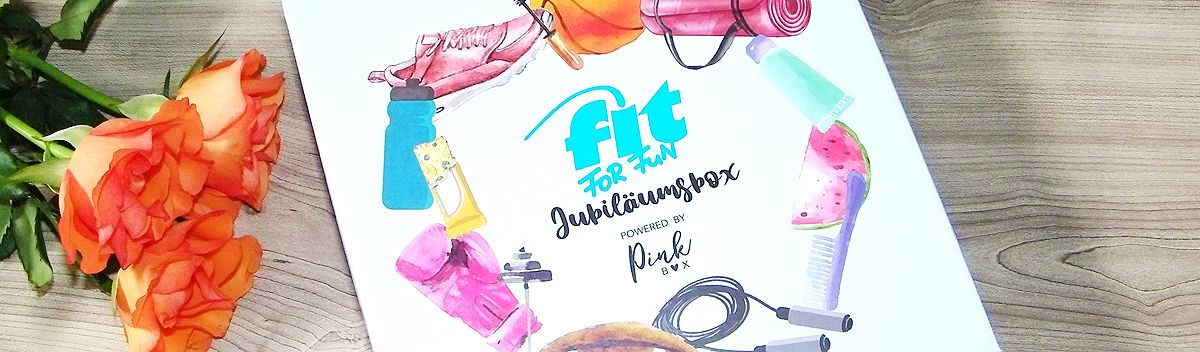 Pink Box Juli 2019 – Fit For Fun Edition