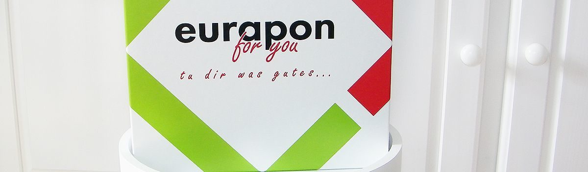 eurapon for you Box – Herbst Edition 2019