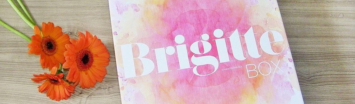 """Brigitte Box Nr. 4/ 2019 mit dem Motto """"Natürlich schön"""""""