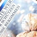 bio-vegan angebaute Walnüsse