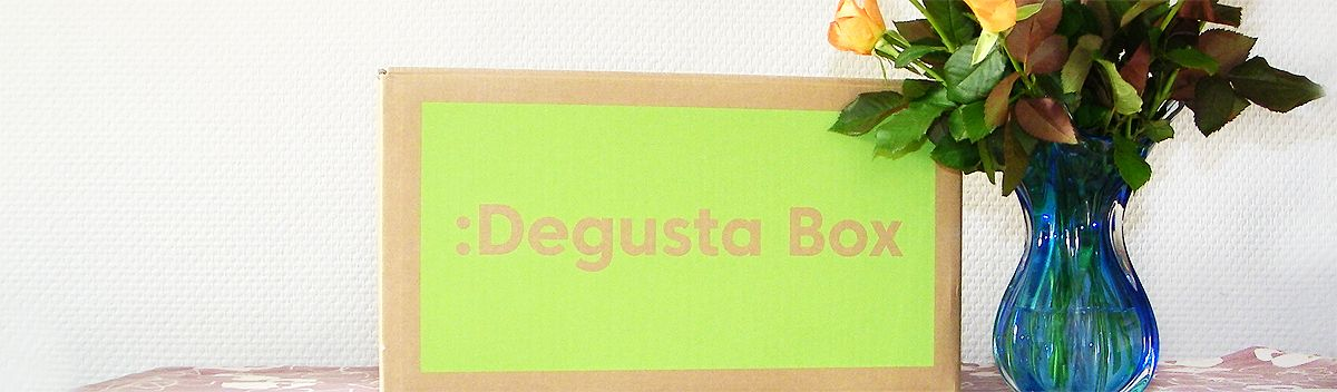 Degusta Box Januar 2020 – Fit ins neue Jahr