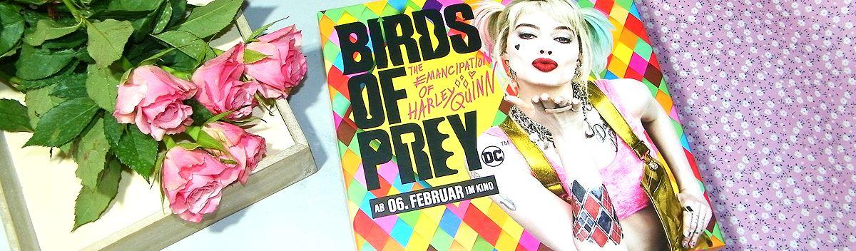 Pink Box Februar 2020 – Birds of Prey Special Box