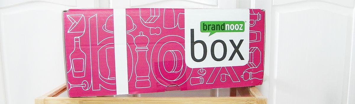 Genuss Box Juni 2020 von brandnooz