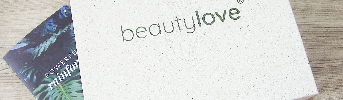 Beautylove – The Natural Box 2.Ausgabe 2020 – powerful rainforest