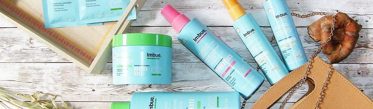 Imbue – die vegane Haarpflegelinie für maximale Locken-Power