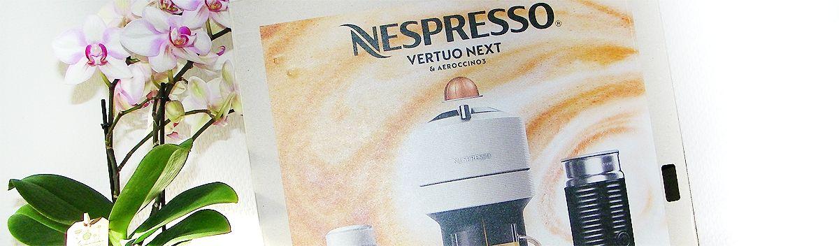 Nespresso Vertuo Next Kapselmaschine | Kaffeevielfalt