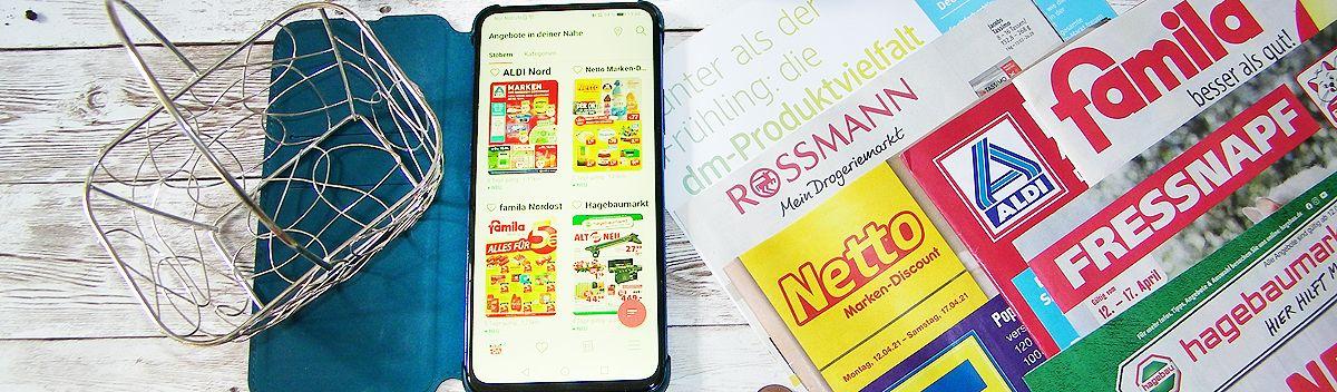 kaufDA App – Prospekte und Angebote auf einem Blick