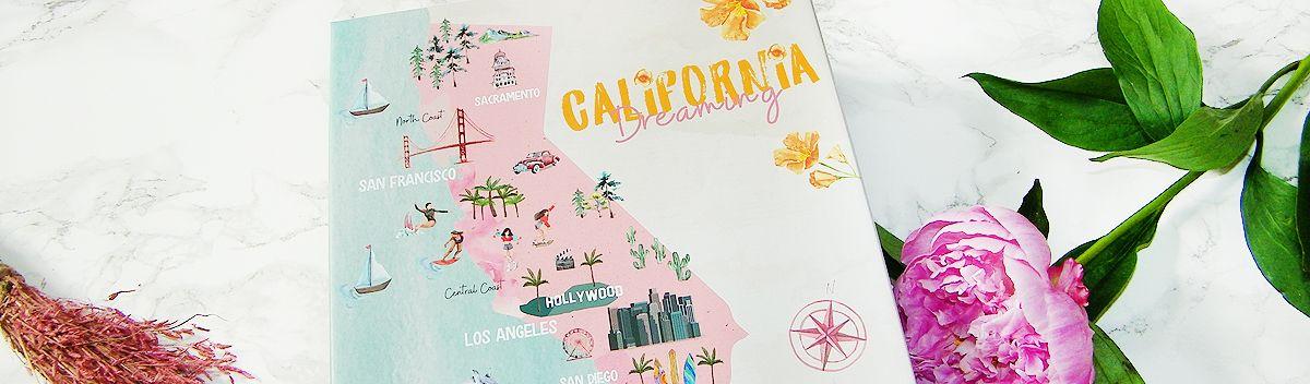 Pink Box Juni 2021 | California Dreaming