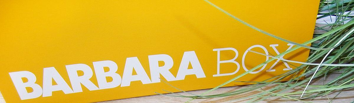 BARBARA BOX 4 /2021 – Girls just wanna have sun